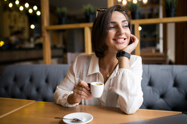 Café livet i København nydes af mange